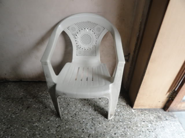 plastic chair in India