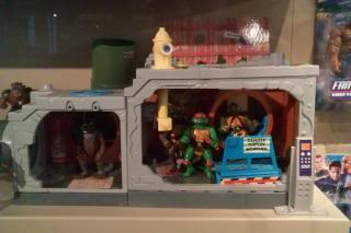photo teenage Mutant Ninja Turtles action figures in the sewer hideout.jpg