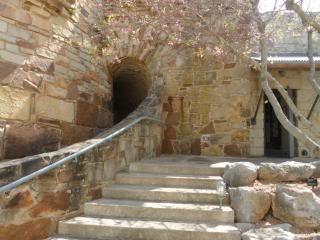 museum building, stone arch, ramp, steps.jpg