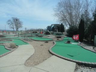 miniature golf course in Minnesota