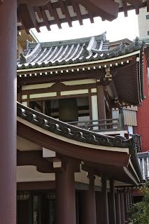 pillars and rooflines, Japan