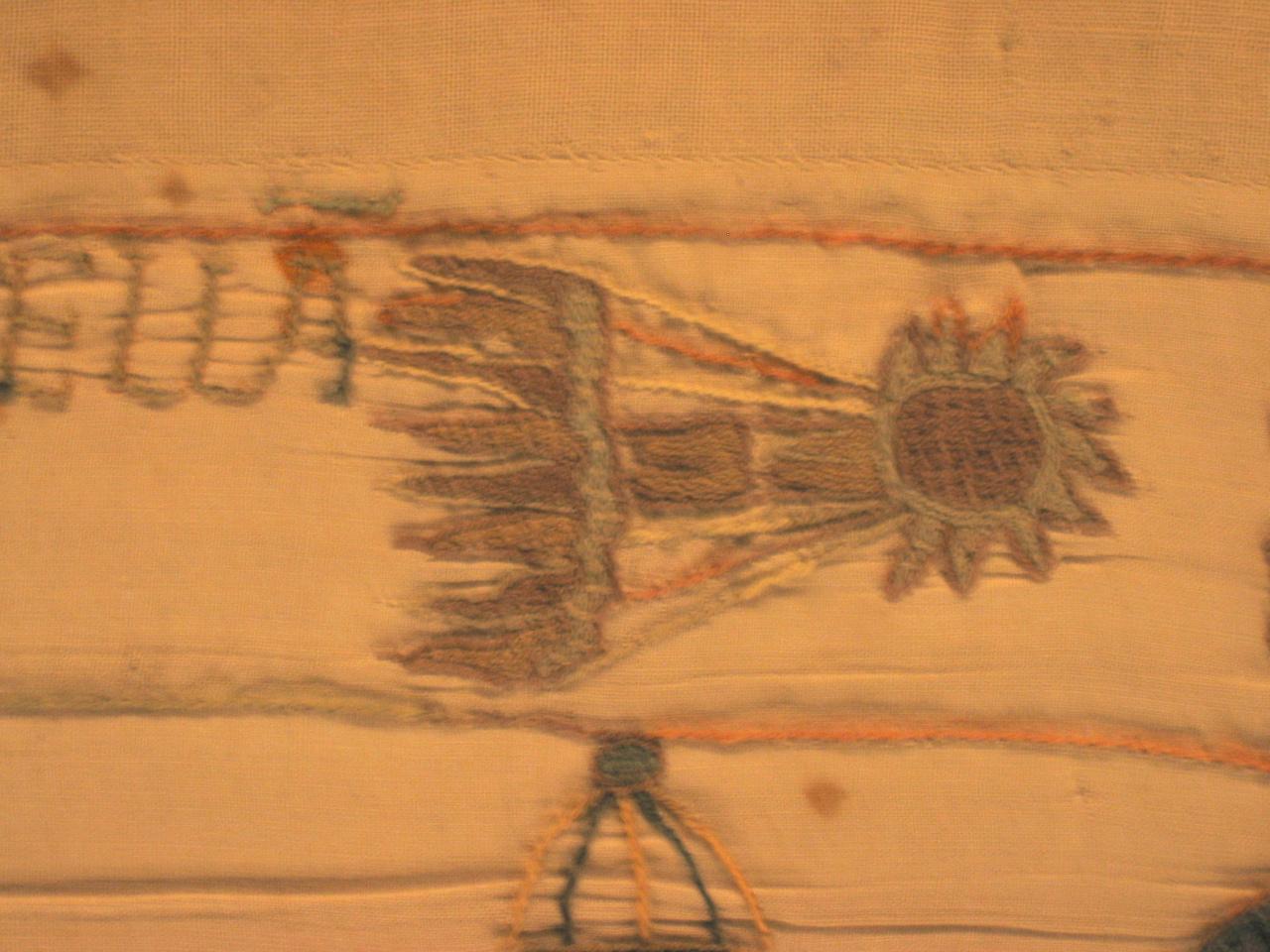 Image result for Bayeux tapestry halleys comet images